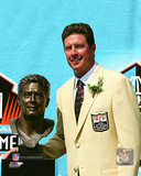 NFL: Dan Marino 2005 NFL Hall of Fame Induction Ceremony Photo
