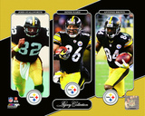 NFL: John Stallworth, Hines Ward, Antonio Brown Legacy Collection Photo