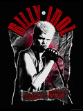 Billy Idol - Dancing With Myself Poster