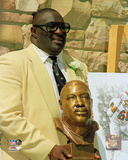 NFL: Larry Little 1993 NFL Hall of Fame Induction Ceremony Photo