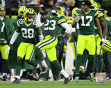 NFL: Damarious Randall 2016 Action Photo
