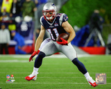 NFL: Julian Edelman 2015 Action Photo