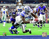 NFL: Dez Bryant 2016 Action Photo
