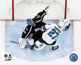NHL: Ben Bishop 2016-17 Action Photo