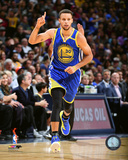 NBA: Stephen Curry 2016-17 Action Photo