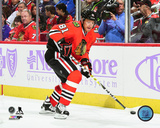 NHL: Marian Hossa 2016-17 Action Photo