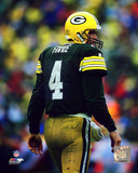 NFL: Brett Favre 1996 NFC Divisional Playoff Action Photo