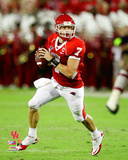NCAA: Case Keenum University of Houston Cougars 2010 Action Photo
