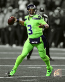 NFL: Russell Wilson 2016 Spotlight Action Photo