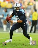 NFL: Marcus Mariota 2016 Action Photo