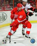 NHL: Tomas Tatar 2015-16 Action Photo