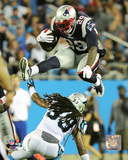 NFL: LeGarrette Blount 2016 Action Photo