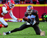 NFL: Mike Evans 2016 Action Photo