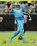 NFL: Cam Newton 2016 Action Photo