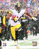 NFL: Antonio Brown 2016 Action Photo