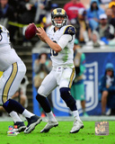 NFL: Jared Goff 2016 Action Photo