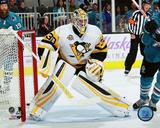 NHL: Matt Murray 2016-17 Action Photo