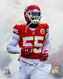 NFL: Dee Ford 2016 Action Photo