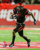 NCAA: William Jackson University of Houston Cougars 2015 Action Photo