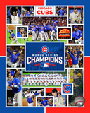 MLB: Chicago Cubs 2016 World Series Champions Composite Photo