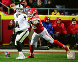NFL: Derrick Johnson 2015 Action Photo