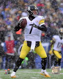NFL: Ben Roethlisberger 2016 Action Photo
