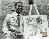 NFL: Paul Warfield 1983 NFL Hall of Fame Induction Ceremony Photo