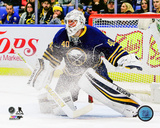 NHL: Robin Lehner 2016-17 Action Photo