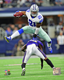NFL: Ezekiel Elliott 2016 Action Photo