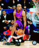 NBA: Vince Carter 2000 NBA All-Star Slam Dunk Contest Action Photo