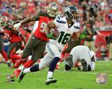 NFL: Tyler Lockett 2016 Action Photo