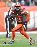 NFL: Rashard Higgins 2016 Action Photo