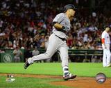 MLB: Gary Sanchez 2016 Action Photo