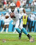 NFL: Cam Newton 2015 Action Photo