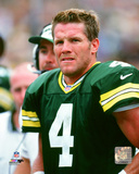 NFL: Brett Favre 1999 Action Photo