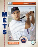 MLB: Carlos Beltran - 2006 Studio Plus Photo