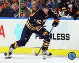 NHL: Hudson Fasching 2016-17 Action Photo