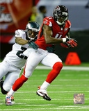 NFL: Julio Jones 2015 Action Photo