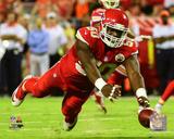 NFL: Justin Houston 2015 Action Photo