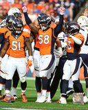 NFL: Von Miller 2016 Action Photo