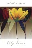 Lily Dance Posters af Robert Mertens