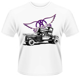 Aerosmith- Pump Album Art T-Shirt