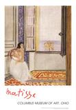 Woman by a Window Print by Henri Matisse