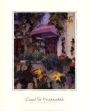BIENVENUE Prints by Camille Przewodek