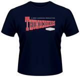 Thunderbirds- Gerry Anderson Classic Logo T-shirts