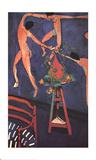 Capucines a la Danse Póster por Henri Matisse