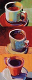 Three Cups o' Joe II Prints by Robert Burridge