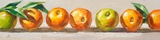Oranges Prints by Tom Brown