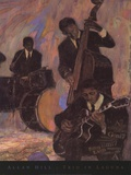 Trio at Laguna Sztuka autor Allan Hill