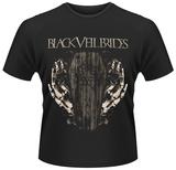 Black Veil Brides- Casket Roses T-shirts